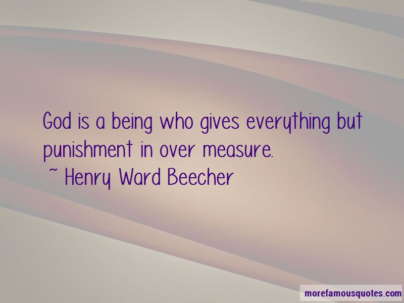 Quotes About Punishment