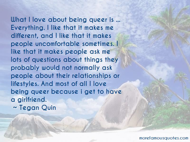 Quotes About Queer Love