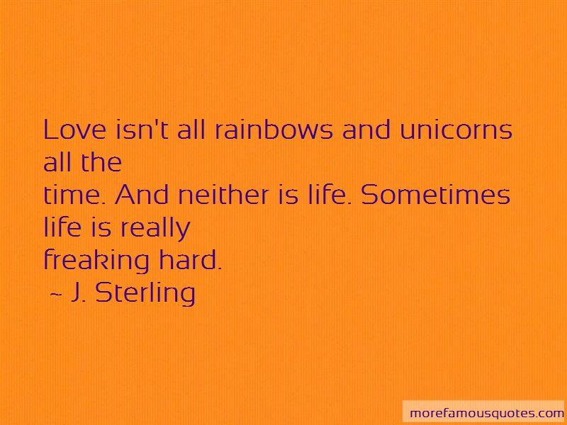 Rainbows And Unicorns Quotes Pictures 2