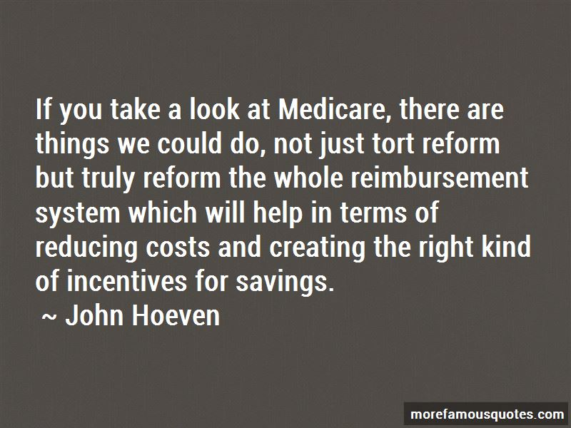 Quotes About Reducing Costs