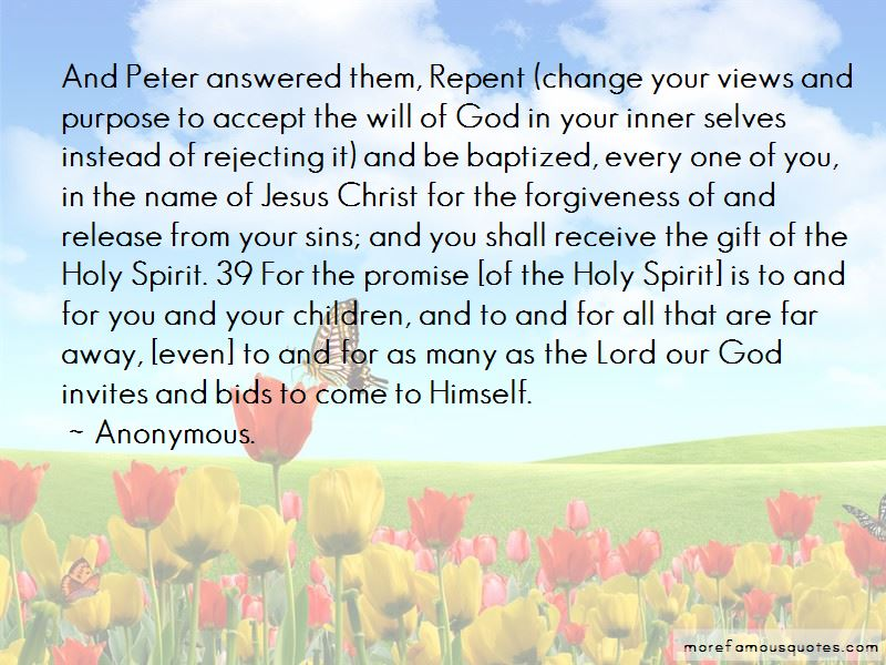 Quotes About Rejecting A Gift