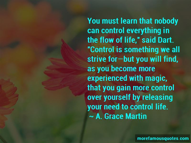Releasing Control Quotes Pictures 4