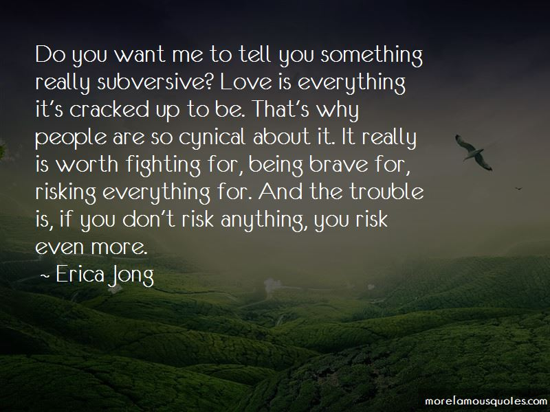 Risking For Love Quotes Pictures 4