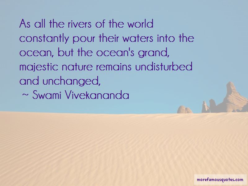 Rivers And Nature Quotes Pictures 2