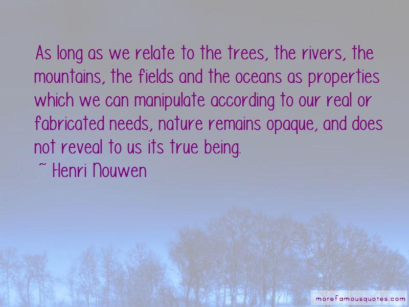 Rivers And Nature Quotes Pictures 3