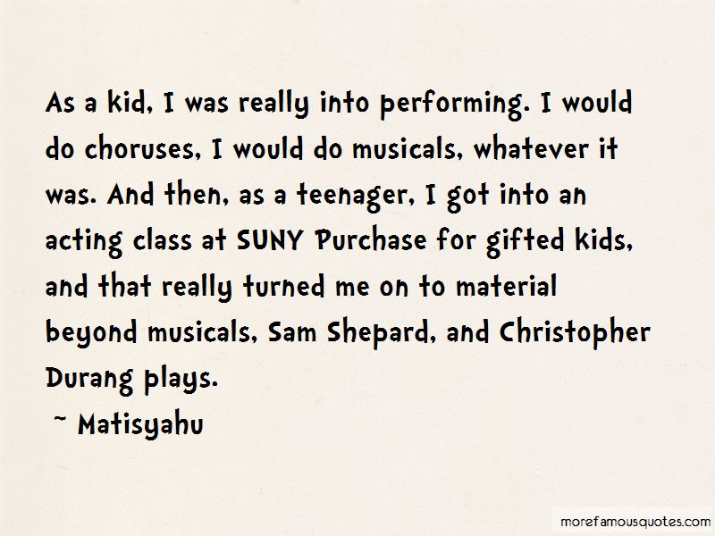 Quotes About Sam Shepard