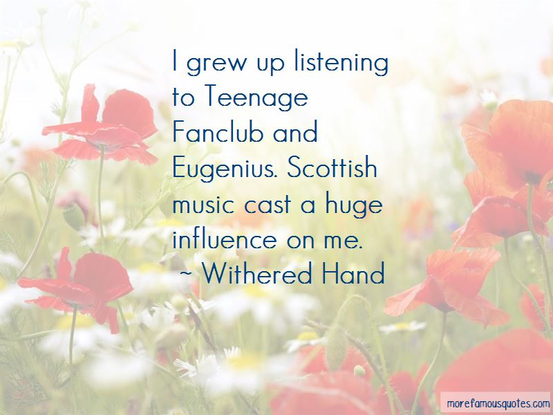 Quotes About Scottish Music