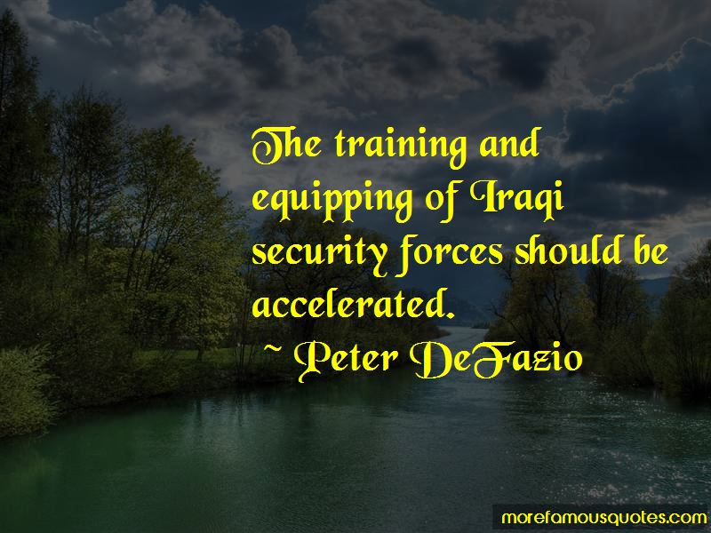 Quotes About Security Forces