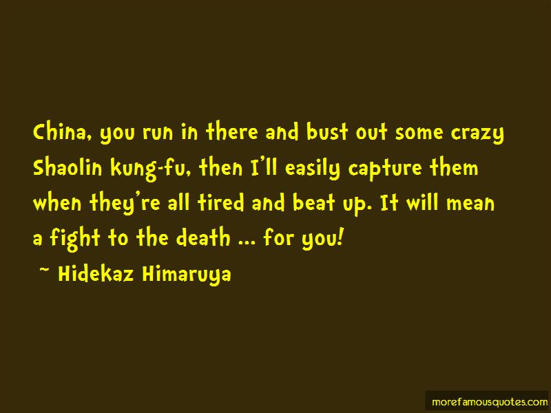 Shaolin Quotes Pictures 2