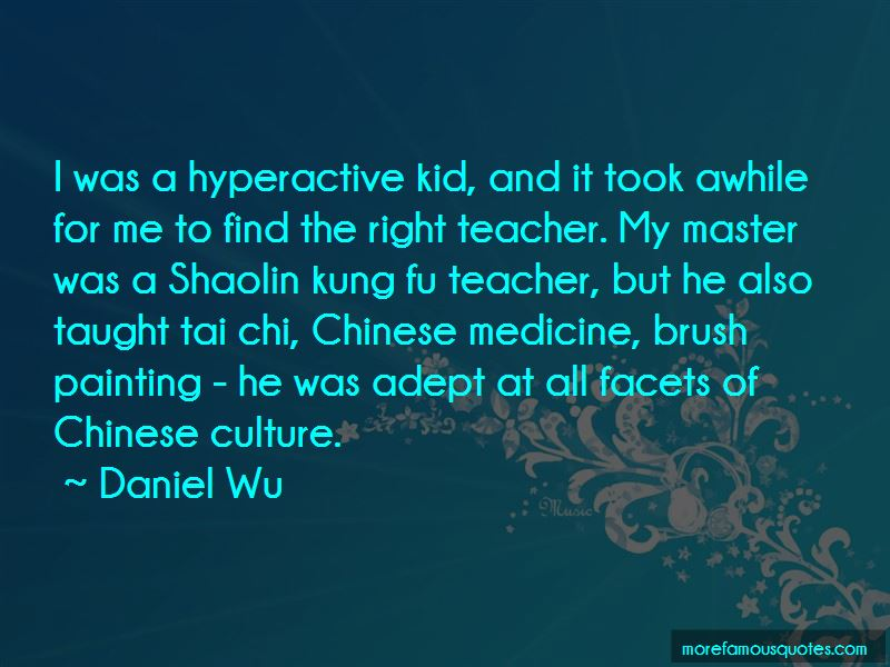 Quotes About Shaolin
