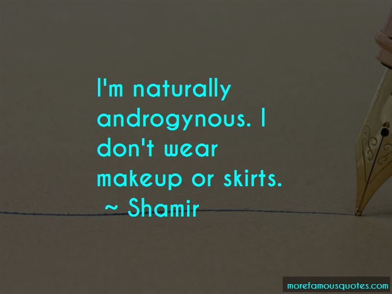 Quotes About Skirts