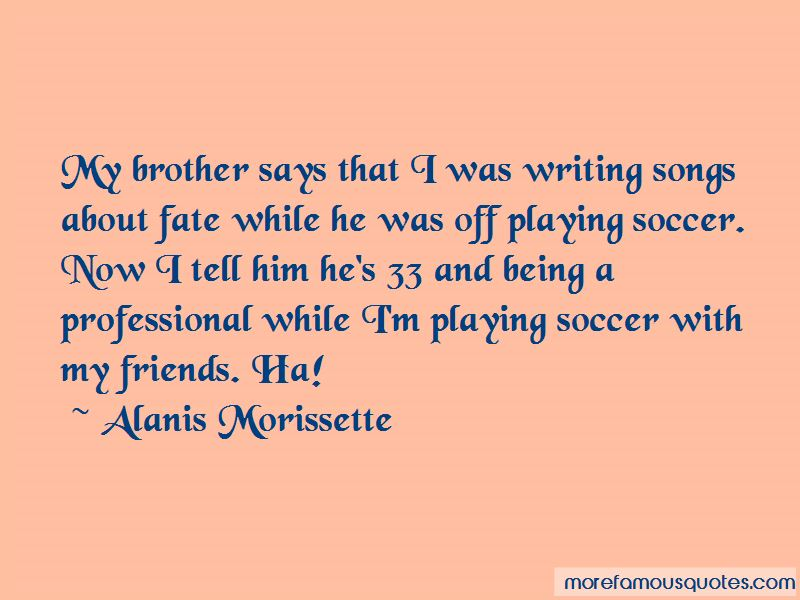 Soccer Friends Quotes Pictures 3