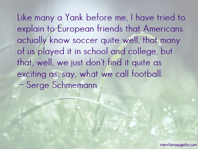 Quotes About Soccer Friends