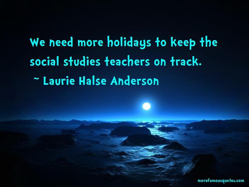 Quotes About Social Studies Teachers