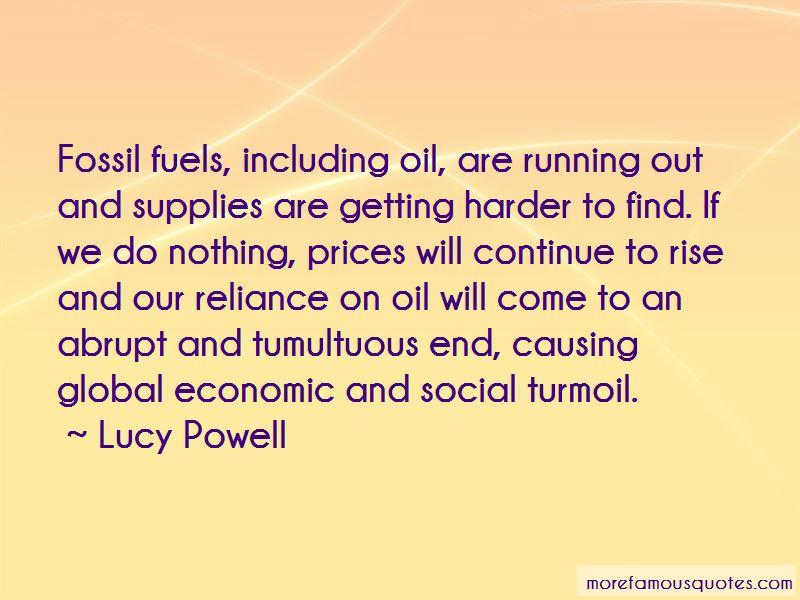 Quotes About Social Turmoil