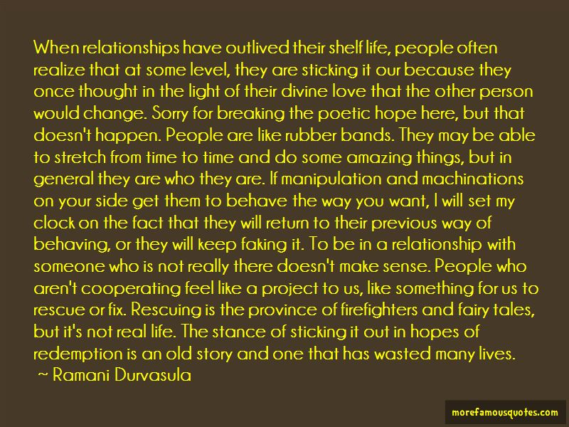 Quotes About Sticking By Your Side