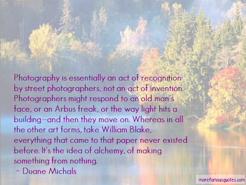 Quotes About Street Photographers