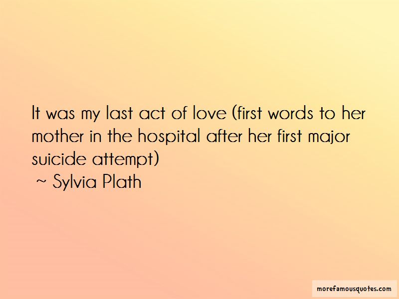 Quotes About Suicide And Love