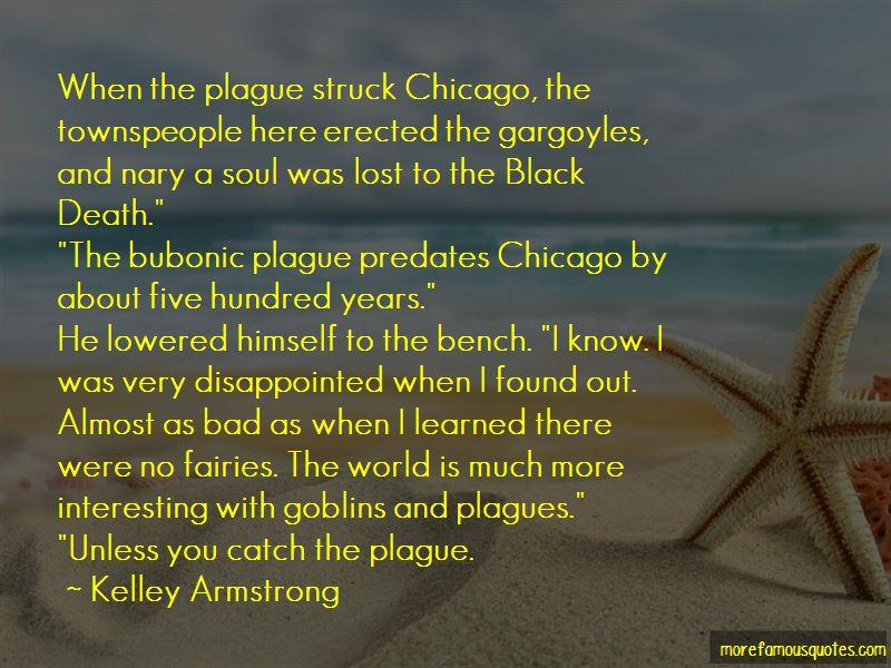 Quotes About The Bubonic Plague