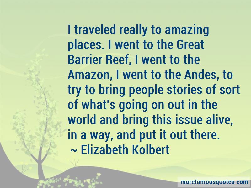 Quotes About The Great Barrier Reef