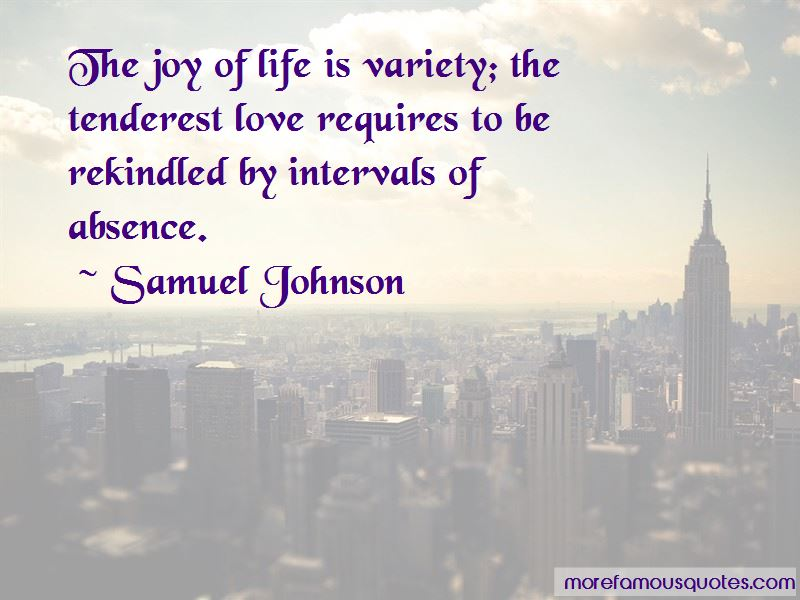 Quotes About The Joy Of Life