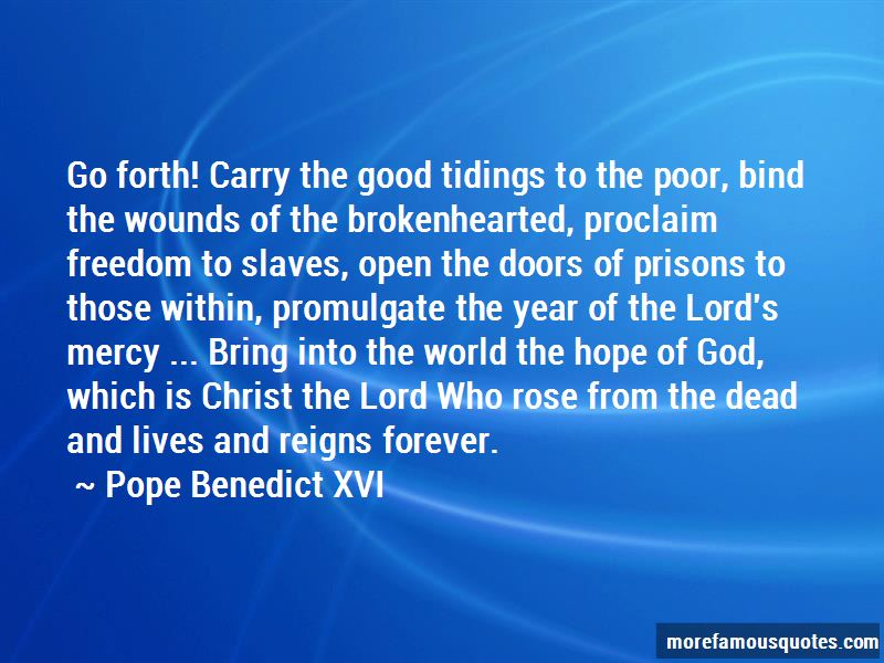 The Lord's Mercy Quotes Pictures 4