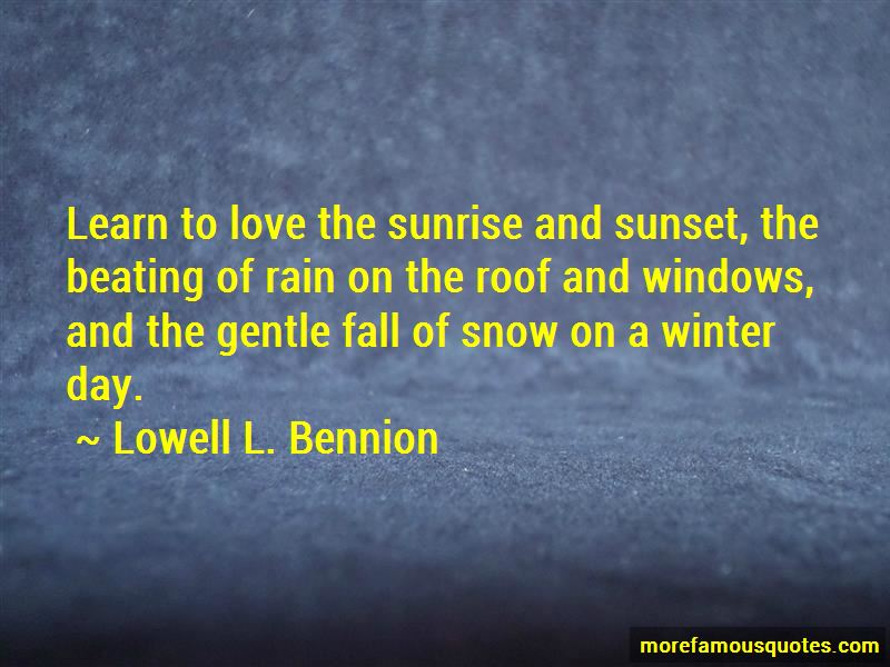 The Sunset And Sunrise Quotes Pictures 4