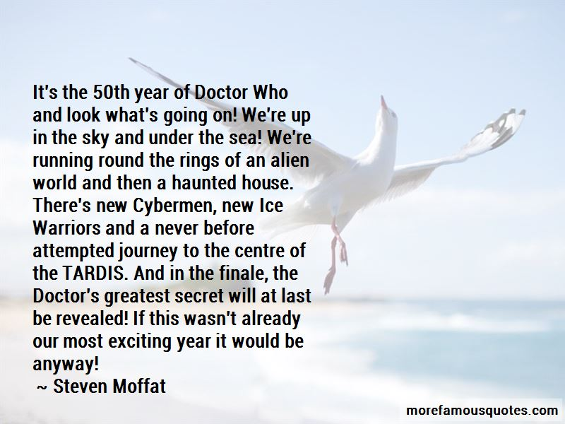 Quotes About The Tardis Doctor Who