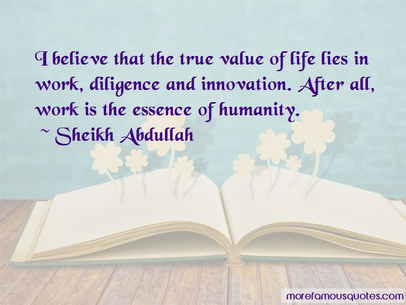 Quotes About The True Value Of Life
