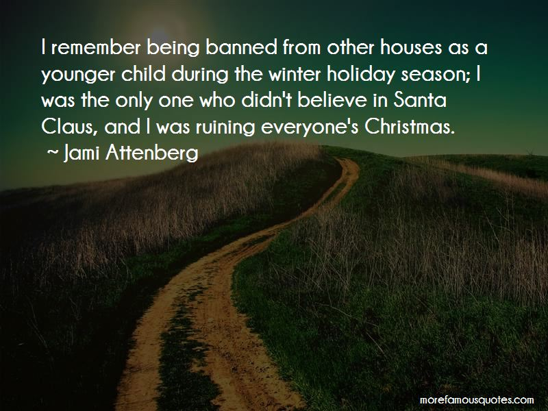 Quotes About The Winter Holiday Season