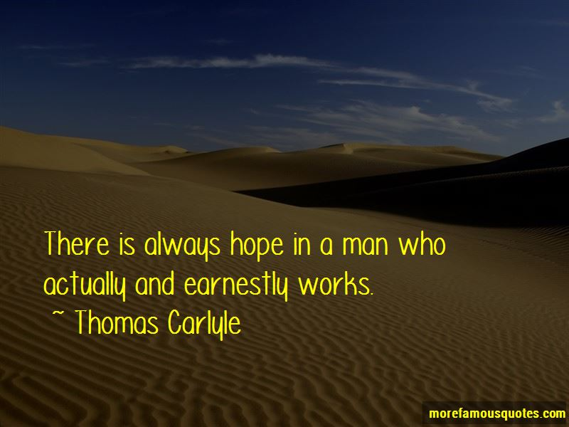 Quotes About There Is Always Hope