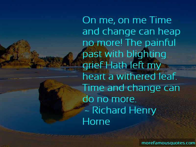 Quotes About Time And Change