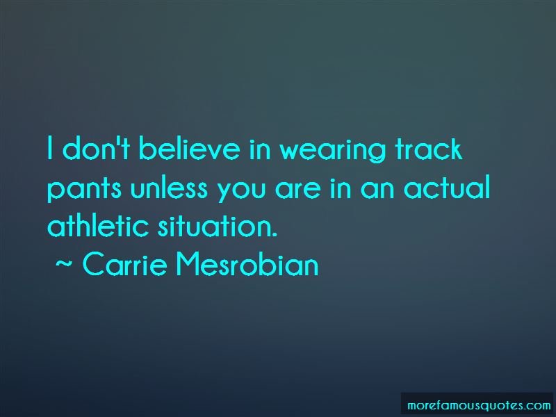 Track Pants Quotes Pictures 3