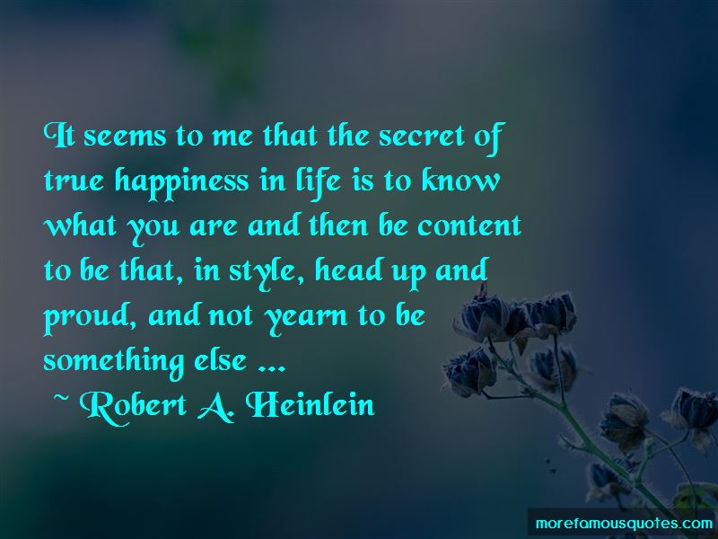 Quotes About True Happiness In Life