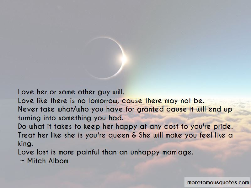Quotes About Unhappy Marriage