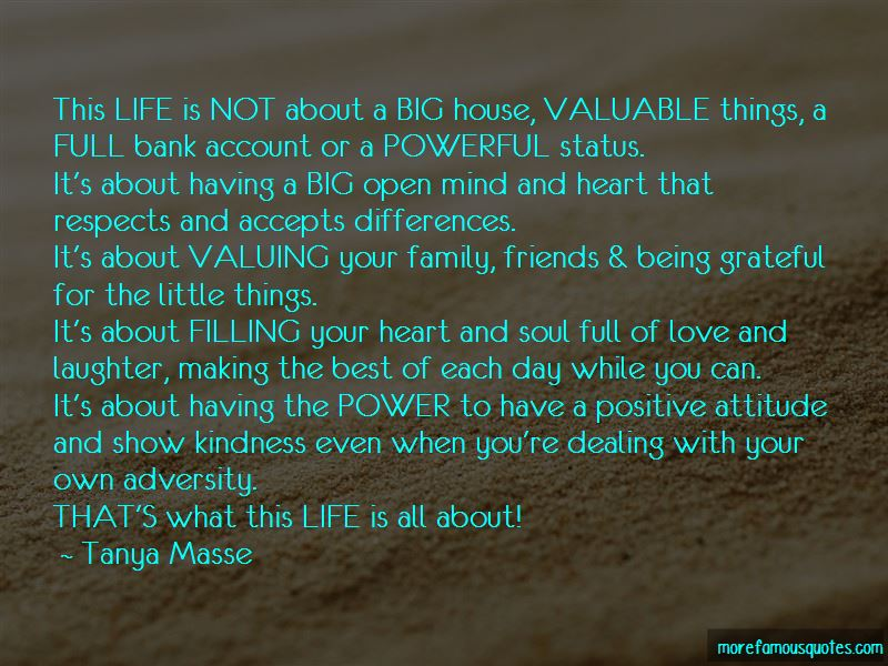 Valuing Things In Life Quotes Pictures 3