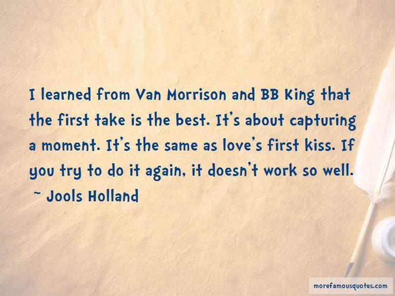 Quotes About Van Morrison