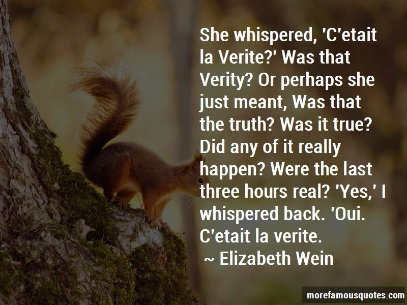 Verity Quotes Pictures 3