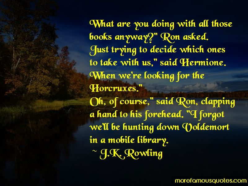 Quotes About Voldemort From The Books
