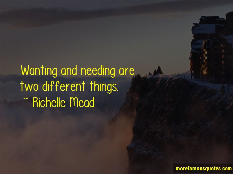 Wanting Different Things Quotes Pictures 4