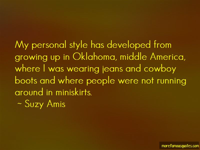 Wearing Cowboy Boots Quotes Pictures 4