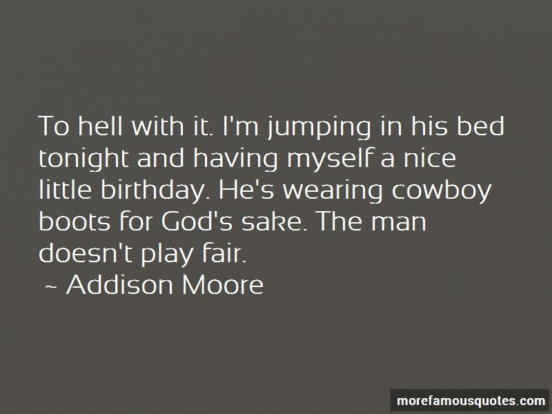 Quotes About Wearing Cowboy Boots