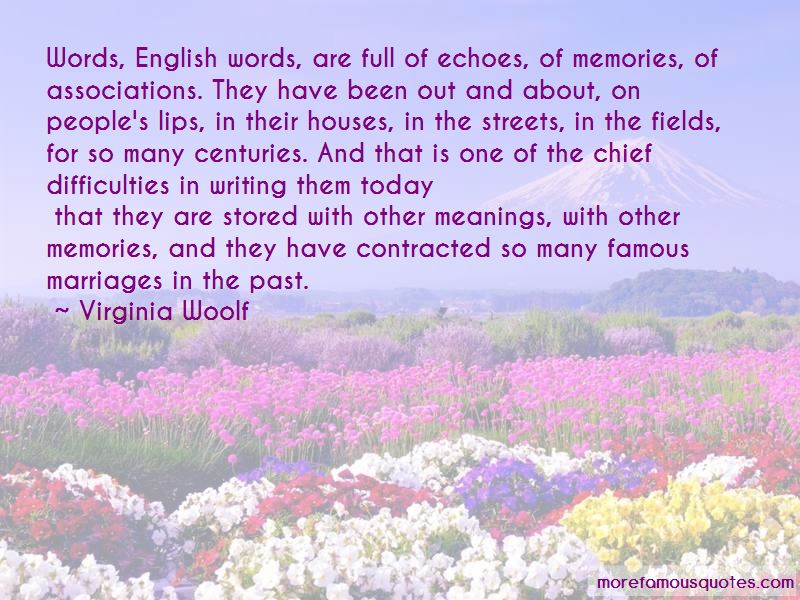 Quotes About Words And Their Meanings