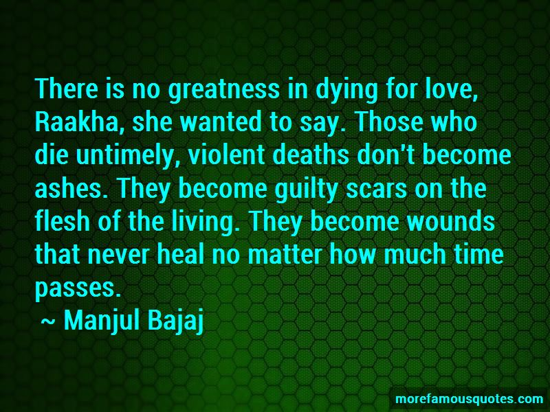 Quotes About Wounds