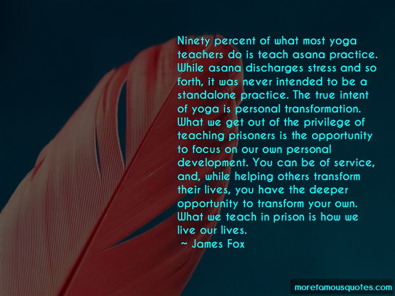 Quotes About Yoga Teachers