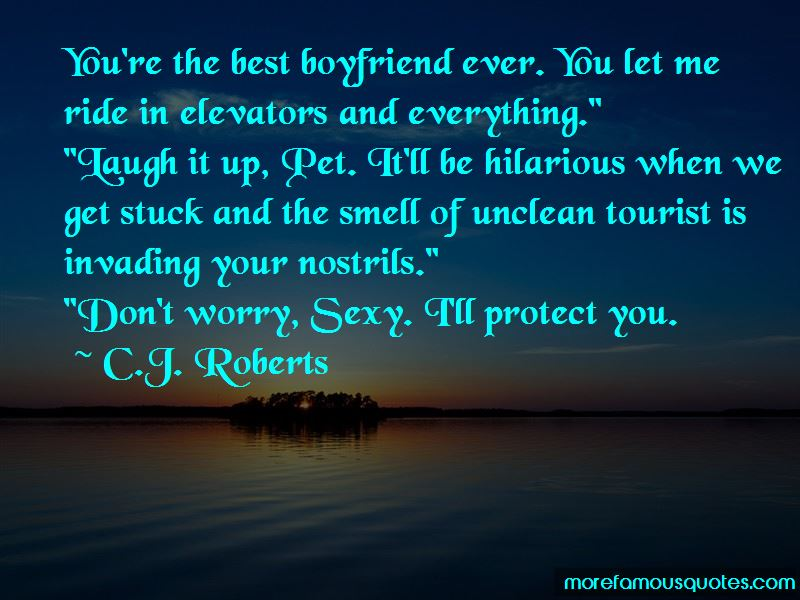 Quotes About You Are The Best Boyfriend