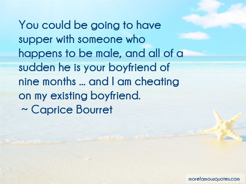 Quotes About Your Boyfriend Cheating