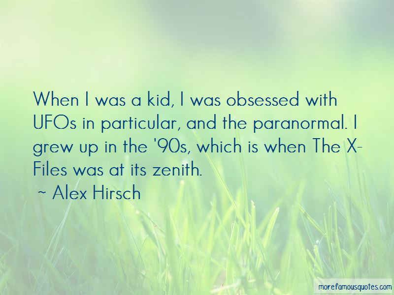 Quotes About Zenith