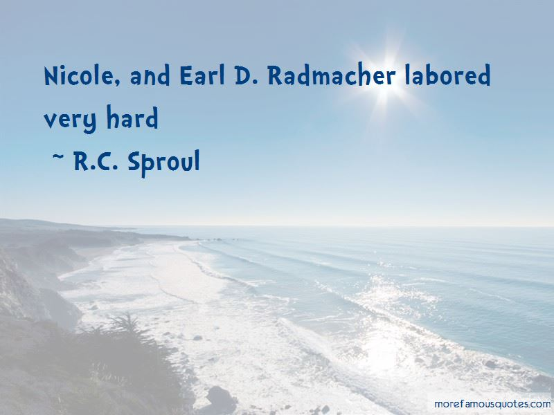 Radmacher Quotes
