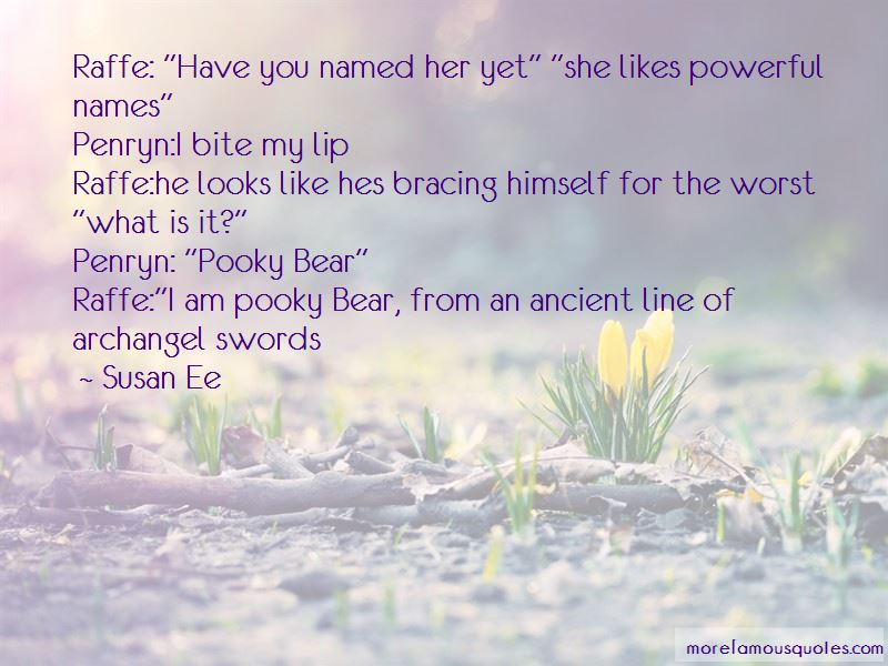 Raffe And Penryn Quotes Pictures 2